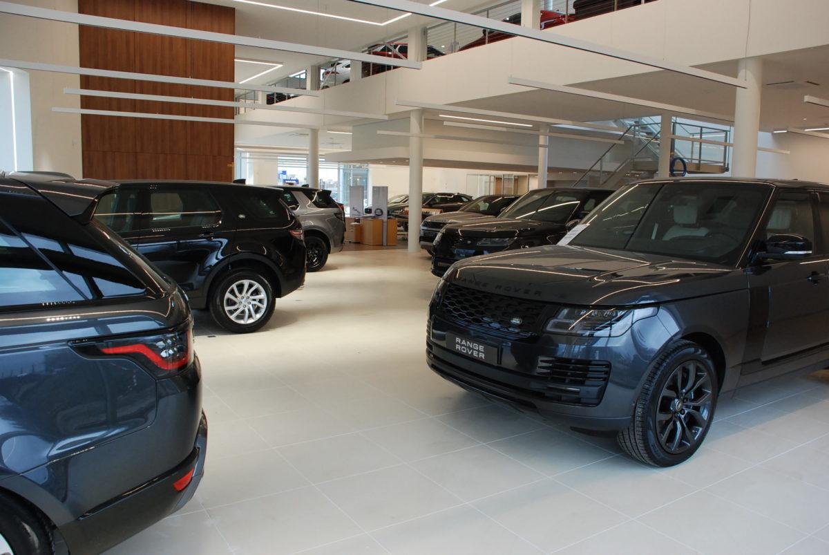 RAC Dordrecht showroom